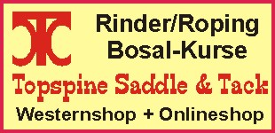 Topspine Saddle & Tack im Internet
